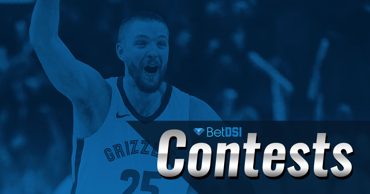 BetDSI Contests | Win Prizes from The Best Online Sportsbook