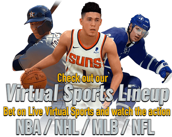 Virtual Sports at BetDSI